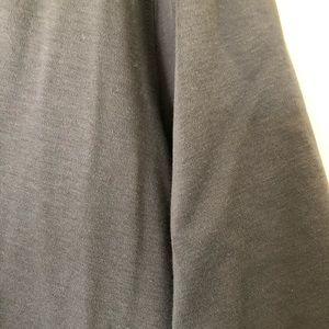 Robert Barakett Tops - Boyfriend slouchy fit oversized T-shirt French